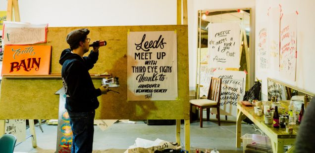 Signwriters: Leeds Meet-Up
