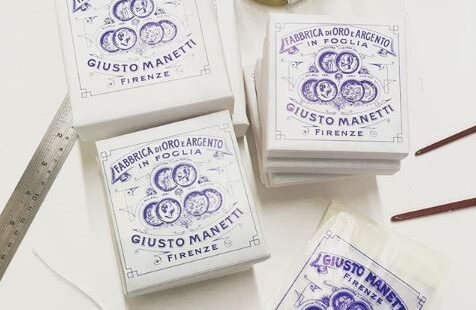 Supplier Spotlight - Giusto Manetti Battiloro
